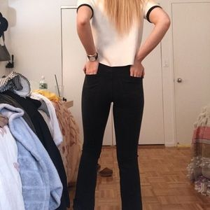 Madewell Pants - Madewell Cali Denim Boot Jeans